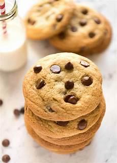 chocolate chip cookies soft recipetin eats