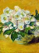 Christmas Roses 1883  Claude Monet WikiArtorg