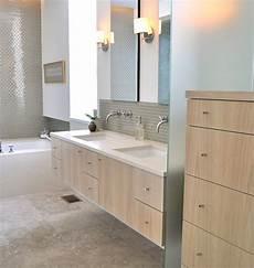 Oak Cabinet Bathroom Ideas by Limed Oak Veneer Furniture Modern Bathroom Cabinets