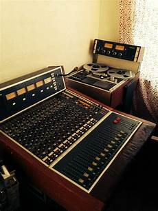 machine console studer 961 12x4 recording console with matching a810 2