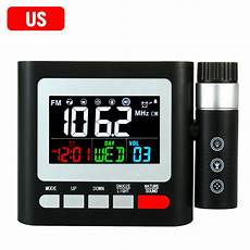 Alarm Clock Digital Snooze Touch by Projection Clock Digital Alarm Clock With Snooze Calendar