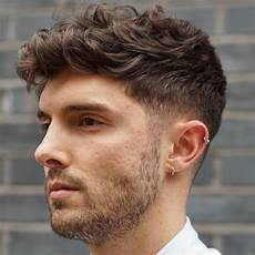 Thick Mens Hairstyles