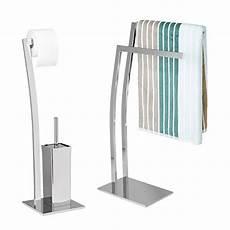 Klorollenhalter Mit Bürste - freistehender toilettenpapierhalter kaufen