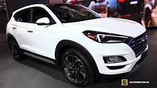 2019 hyundai tucson exterior and interior walkaround