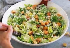 caesar salad rezept caesar salad with caesar salad dressing cooking