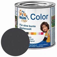 holzschutzfarbe anthrazit multi play color natur 246 l farbe holzschutzfarbe 375ml