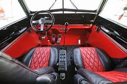 Pin By Josh On Classics  Truck Interior Custom Big Rigs