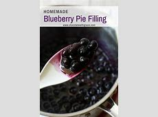 blueberry pie no filling  just blueberries_image