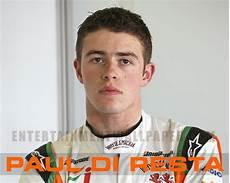 Badboys Deluxe Paul Di Resta Race Car Driver