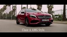 pub mercedes 2017 anuncio mercedes clase a 200 amg 2018