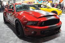 Shelby Gt500 Super Snake 2013 Shelby Gt500 Snake Widebody Debuts At Detroit