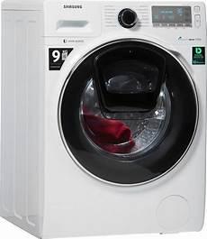 Samsung Waschmaschine 9 Kg - samsung waschmaschine ww7500 ww90k7405ow eg a 9 kg