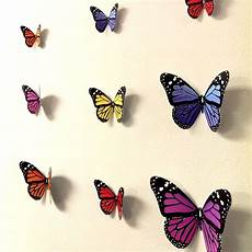 Butterfly Wall Decor 3d butterfly wall stickers wall decors wall wall