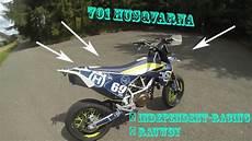 husqvarna 701 independent racing dekor motovlog 3