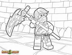 Ausmalbilder Lego Ninjago Cole Lego Ninjago Coloring Page Lego Lego Ninjago Cole