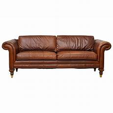 vintage high quality colonial style ralph leather