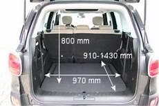 Fiat Panda Kofferraumvolumen - adac auto test fiat 500l living 1 6 16v multijet start