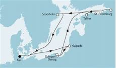 Reiseanfrage Tui Cruises Mein Schiff 1 Ostsee Baltikum