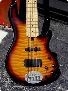 Lakland Skyline Deluxe 55 02 5 String Bass 2013 3 Tone