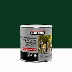 Peinture Fer Ext 233 Rieur Antirouille Luxens Vert Sapin 0 5