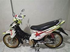 Modifikasi Shogun Sp by Gambar Modifikasi Motor Suzuki Shogun Sp Terbaru