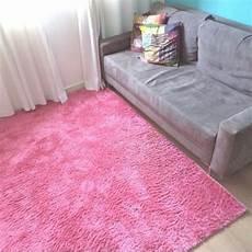 rosa tapete tapete rosa pink buchara menina shaggy brilhante 200x250