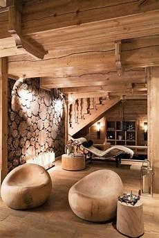 Beeindruckendes Wohnzimmer Mit Holzm 246 Beln Altholz