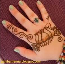 Gambar Henna Henna Mehndi