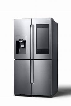 frigo a ces 2016 un frigo sous android chez samsung frandroid