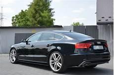 Spoiler Extension Audi A5 Sportback S Line Mk1 Facelift