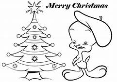 Christmas Coloring Pages  For
