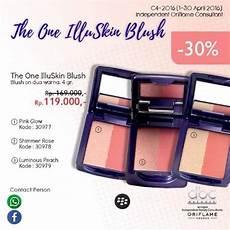 the one illuskin blush jual beli the one illuskin blush oriflame baru jual com