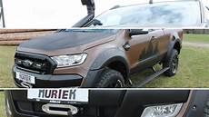 ford ranger wildtrak umbau inklusive car wrapping