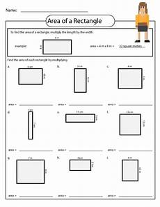 shapes areas worksheets 1036 area of a rectangle worksheet with images geometry lessons free math worksheets math
