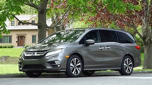 2020 Honda Odyssey Hybrid Looks To Be Exceptionally Well