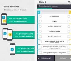 Le Constat Amiable Sur Smartphone Est Disponible Au