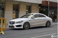 Mercedes 45 Amg C117 18 August 2016 Autogespot