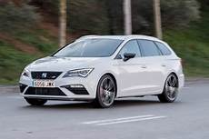 New Seat St Cupra 300 Estate 2017 Review Auto Express