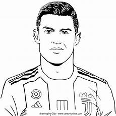 Fussball Ausmalbilder Ronaldo Ronaldo Juventus Coloring Pages Hd Football