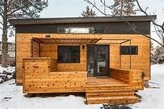tiny homes in oregon the hiatus is part of a new official subdivision for tiny homes in oregon treehugger