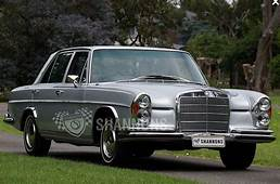 Mercedes Benz 280SE 35 On The Block