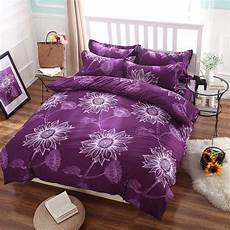 best room bedding linen purple duvet covers queen