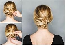 Einfache Frisuren Für Schulterlange Haare - einfache frisuren f 252 r schulterlange haare haar und