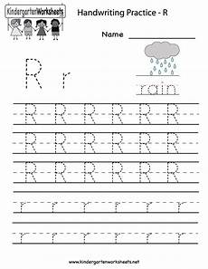 pre k letter r worksheets 24414 kindergarten letter r writing practice worksheet printable writing practice worksheets
