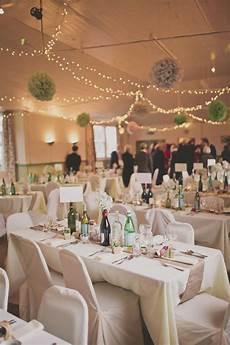 simple personal diy coral village hall wedding wedding hall decorations fairy lights