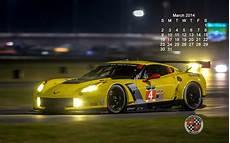 corvette racing c7 r background wallpaper calendar gm