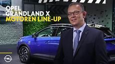 Opel Grandland X Motoren Line Up Sorgt F 252 R Fahrspa 223 Iaa
