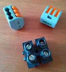 Wago Contre Dominos Le Match Des Connecteurs 233 Lectriques