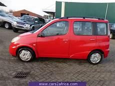toyota yaris verso 1 3 cars2africa