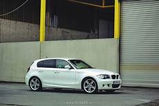 bmw e87 white m package series one www tuned1 at